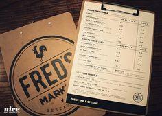 Diseños de menus