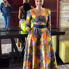 These are the most elegant ankara gown styles there are today, every lady who loves ankara gowns should see these ankara gown styles of 2019 African Fashion Ankara, Latest African Fashion Dresses, African Inspired Fashion, African Print Fashion, Africa Fashion, African Attire, African Wear, African Women, African Style