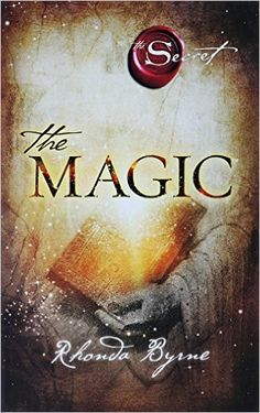 In The Magic a great mystery from a sacred text is revealed, and with this knowledge Rhonda Byrne takes the reader on a life-changing journey for 28 days. Step by step, day-by-day, secret teachings, r