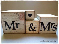 Wedding Blocks