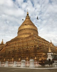 See the world • Shwezigon Pagoda