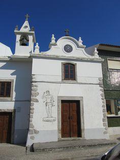 Igreja São Sebastião - Lourinhã - JL