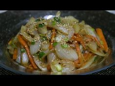 Japchae, Cooking, Ethnic Recipes, Food, Kitchen, Essen, Meals, Yemek, Brewing