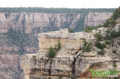 One of the great views of the Kaibab Plateau from Mather Point. More: https://paradisefoundtours.com/blog/grand-canyon/3-great-things-grand-canyons-south-rim/