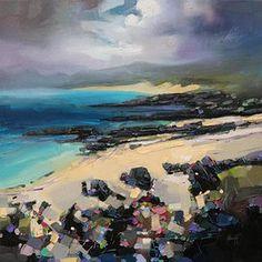 Scottish Artist Scott Naismith