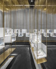 The Designers' Brands Collection Store Under The Golden Cloud - Picture gallery