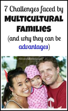7 Challenges Faced by Multicultural Families