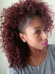 Curly Frohawk