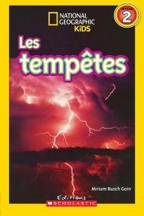 Les tempêtes font peur! Il est cependant intéressant d'apprendre ce qui les cause et leurs effets sur l'environnement. Pourquoi le vent siffle-t-il? Pourquoi pleut-il pendant plusieurs journées consécutives? Remplis de faits fascinants et de photos époustouflantes, ce livre aidera les enfants à mieux comprendre les phénomènes météo tels le tonnerre, les éclairs, les moussons, les ouragans et les tornades.