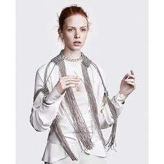 Camila Klein - Campanha estrelada pela top Dani Witt  Diretor de criação: Beto Guimarães Fotógrafo: Gil Inoue Beleza: Daniel Hernandez Modelo: Dani Witt (Joy)  #camilaklein #fashiondesign #fashion #fashionista #jewels #jewellerydesigner #moda #tendencia #newcollection #neweditorial #editorial #photoshoot