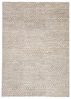 The Reverb collection by Pollack features pattern-rich styles with a globally modern touch. With a whimsical grid-like design of askew geometric shapes, the hand-knotted Reverb area rug offers a dynamic look to any space. Crafted of wool, this durabl