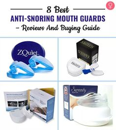 8 Best Snoring Mouth Guards (2020) – Reviews And Buying Guide Mouth Guard, Snoring, Take Care Of Yourself, Teeth Grinding, Health, Stuff To Buy, Health Care, Salud