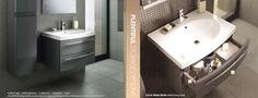 Novam Beau - Wall Hung Units including soft close drawers and chrome handles - Loft Bathroom, Chrome Handles, Wall Tiles, Tile Floor, Drawers, Colours, Flooring, Shower, Design