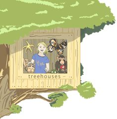 """""""Tree of Life"""" website. The Treehouse page is designed for kids, teachers, and the young at heart...it is a collection of over 200 enlightening articles (with pictures!) about organisms."""