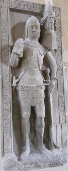 Konrad von Seinsheim 1369  Germany, Schweinfurt