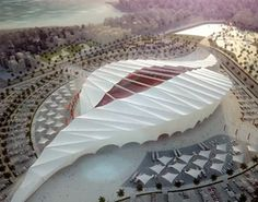 Qatar to Host 2022 FIFA World Cup. Architecture