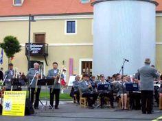 Festival Fadrhonsova Dobrovice /Harmonie 1872 Kolín/ Pozdrav pozounů Musik