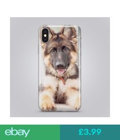 Cell Phones & Accessories Clever German Shepherd Dog Snap-on Hard Back Case Phone Cover For Sony Mobile Phones Cell Phone Accessories