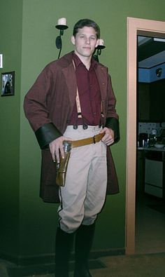 Firefly - Mal Reynolds costume