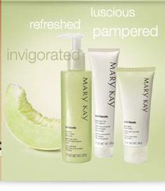 Honey Dew Melon Satin Hands Set. Coming in May! http://www.marykay.com/lisabarber68 Call or text 386-303-2400
