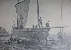 David Skardon Deal Boatmen and boats, skardons-world Ventnor Isle Of Wight, Brewer Street, Coxswain, East Coast Beaches, Fishing Boats, Sailing Ships, Old Things, Castle, World