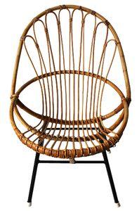 Vintage rotan chair