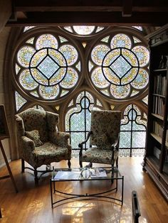 Perfect reading space