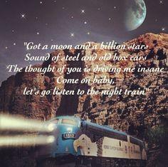 Jason Aldean ~ Night Train