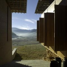 Amankora Gangtey Lodge by Kerry Hill Architects