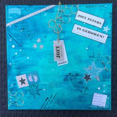 See the third picture for the birthcard . I made this present for my neighbours niece Third, Mixed Media, Presents, Movie Posters, Pictures, Instagram, Art, Photos, Art Background