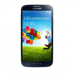 Samsung Galaxy S4 - Black - 16GB - Sim Free