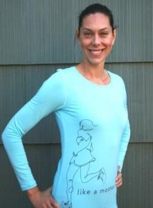Another mother runner, run like a mother T-shirt.