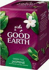 Green Teas | Good Earth Tea