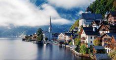 hallstatt-village-austria (180 pieces)