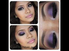 Purple Smokey Eye Ft. Urban Decay's Vice Palette  by makeupbyritz