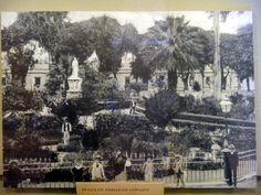 Plaza de Armas de Copiapó.