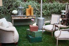 steampunk wedding lounge - Google Search