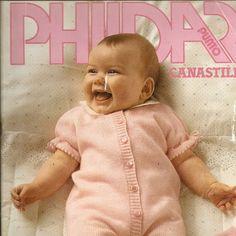 Archivo de álbumes Catalogue, Baby Knitting, Albums, Magazines, Kids Fashion, Reading, Face, Crochet For Baby, 6 Mo
