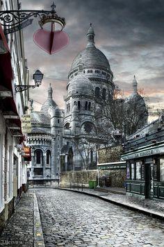 Sacre Coeur (Paris)