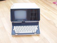 Osborne portable computer (laptop)