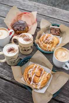 Sweet treats from Two Sisters Bakery in Homer Alaska #CoffeeTime