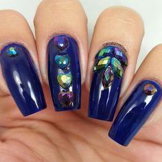 Instagram media by rubyrominaa #nail #nails #nailart