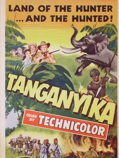 Tanganyika Movie Poster