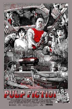 Pulp Fiction by DAVID WELKER