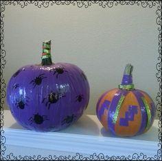 Purple Pumpkins ♥