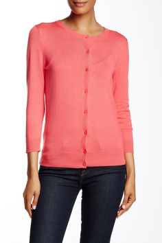 Core Cardigan by SUSINA on @nordstrom_rack