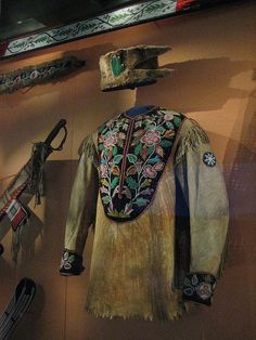 Native Beading Work