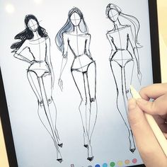 H. Nichols Illustration | Tools and Apps for Sketching on an iPad