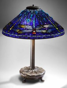 Antique Tiffany Lamp