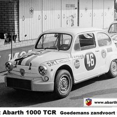 Foto's verleden - 1980 Fiat 850, Fiat Abarth, My Dream Car, Dream Cars, Carrera, Porsche, Fiat Cars, Rally Car, Courses
